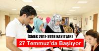İstanbul'da Kurs Kayıtları Başlıyor